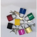 Color Padlock Picture.